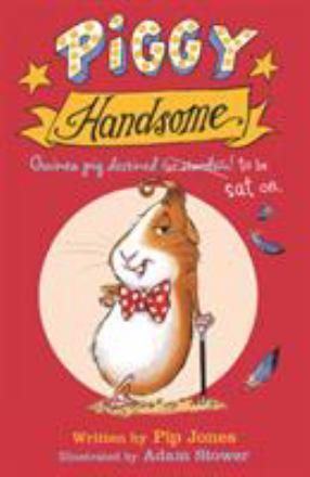 Piggy Handsome : Guinea pig destined for stardom!