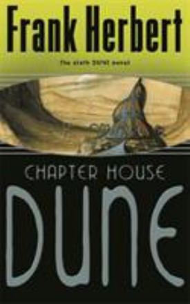 Chapter house Dune : Dune - Dune - Scifi meets psychologie