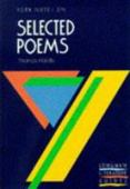 Selected poems : Thomas Hardy : notes