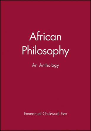 African philosophy : an anthology