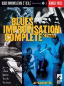 Blues improvisation complete : C treble