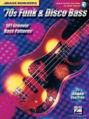 '70s funk & disco bass : 101 groovin' bass patterns