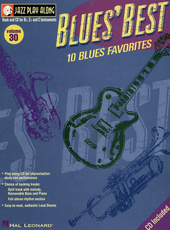 Blues' best : 10 blues favorites