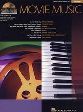 Movie music : piano, vocal, guitar.