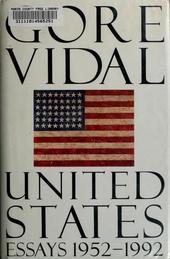 United States : essays 1952-1992