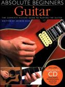 Absolute beginners guitar : the complete picture guide to playing the guitar