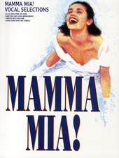 Mamma Mia ! : vocal selections