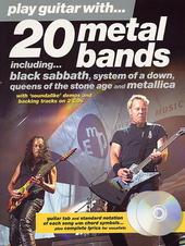 20 metal bands