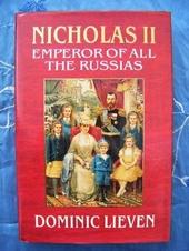 Nicholas II : emperor of all the Russias
