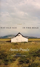 That old ace in the hole : a novel