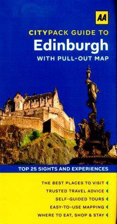 Citypack guide to Edinburgh
