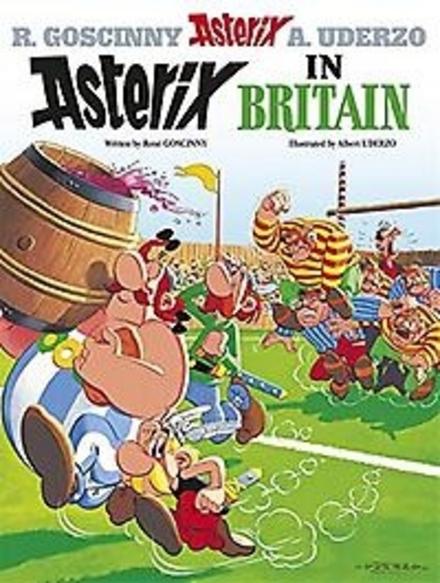 Asterix in Britain