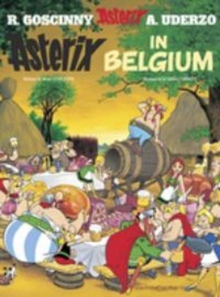Asterix in Belgium