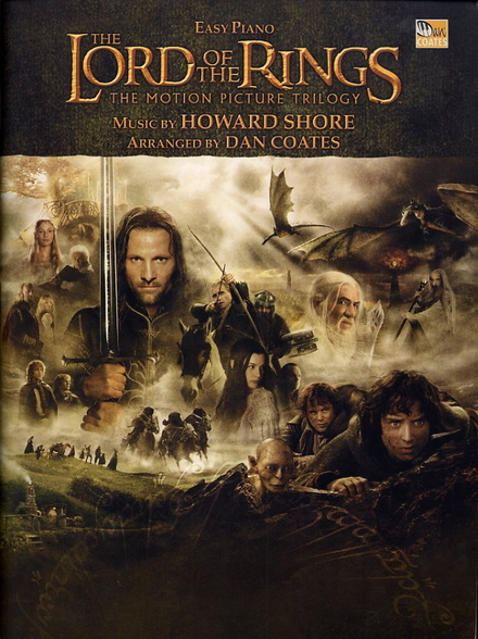 The lord of the rings : the motion picture trilogy