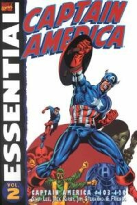 Essential Captain America. 2
