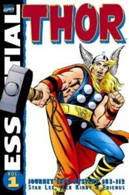 Essential Thor : the mighty. 1