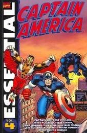 Essential Captain America. 4