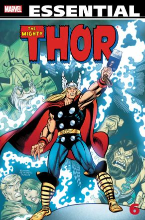 Essential Thor : the mighty. 6