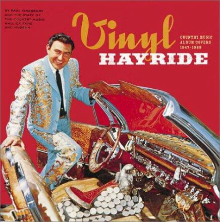 Vinyl hayride : country music album covers 1947-1989