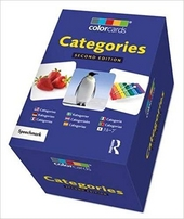 Colorcards : categories = categorieën