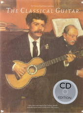 The classical guitar : selected and transcribed by Frederick Noad
