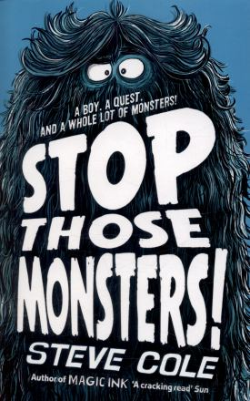 Stop those monsters !