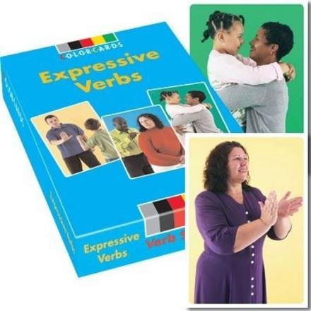 Expressive verbs