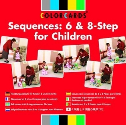 Sequences : 6 & 8-step for children