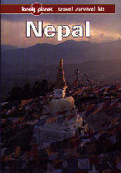 Nepal : a Lonely Planet travel survival kit