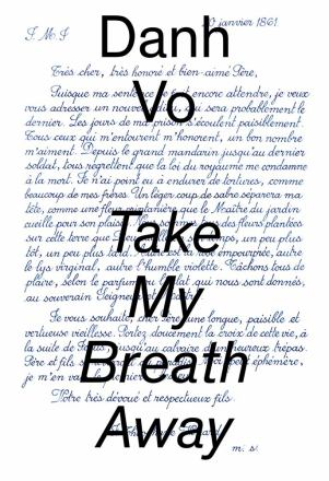 Danh Vo : take my breath away