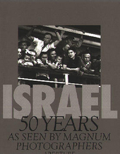 Israel : 50 years as seen by Magnum photographers