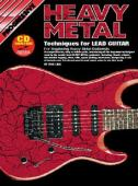 Progressive heavy metal techniques for lead guitar : for beginning heavy metal guitarists