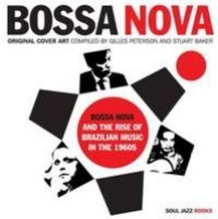 Bossa nova and the rise of Brazilian music in the 1960s : original cover art