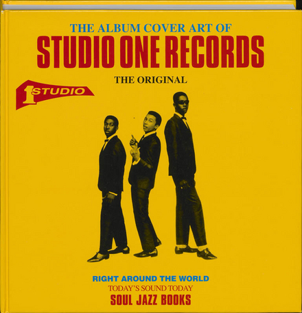 The album cover art of Studio One Recoords : the original