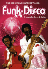 Funk & Disco : grooves for bass & guitar