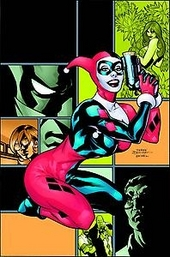 Harley Quinn : night and day