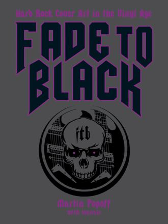 Fade to black : hard rock cover art of the vinyl age