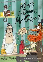 What's for dinner, mr Gum?