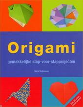 Origami : gemakkelijke stap-voor-stapprojecten