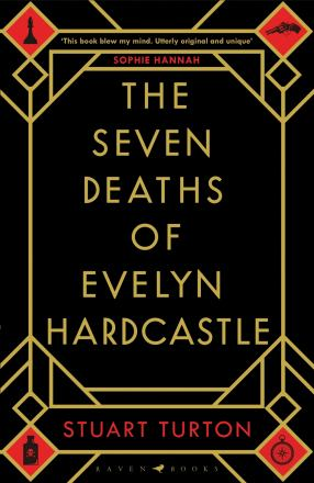 The seven deaths of Evelyn Hardcastle - Een escape room in boekvorm