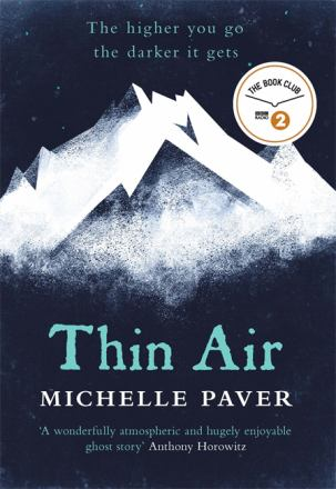 Thin air : a ghost story