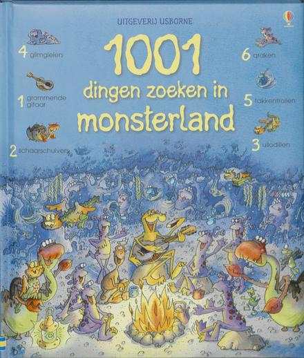 1001 dingen zoeken in monsterland