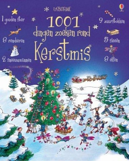 1001 dingen zoeken rond Kerstmis