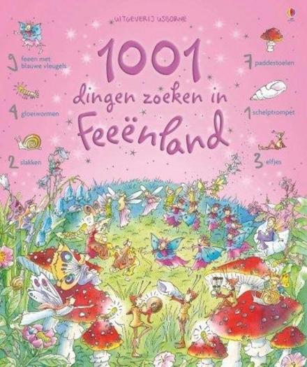 1001 dingen zoeken in feeënland