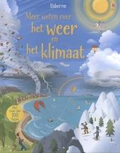 Meer weten over het weer en het klimaat : met meer dan 100 flapjes