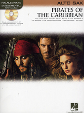 Pirates of the Caribbean : clarinet