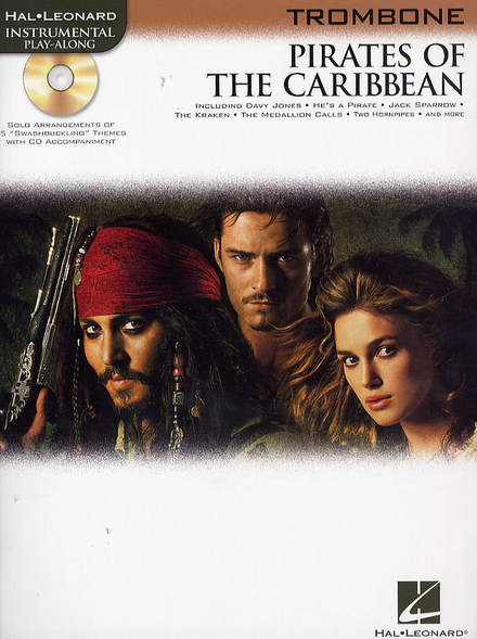 Pirates of the Caribbean : trumpet