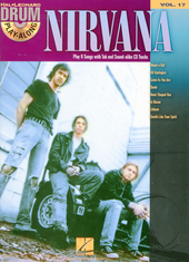 Nirvana : play 8 songs with tab and sound-alike audio tracks
