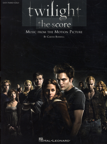 Twilight : the score