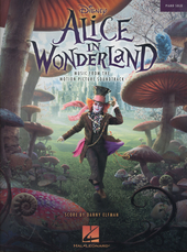 Alice in wonderland : music from the motion picture soundtrack